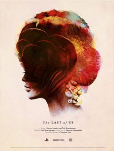 Absolutely Stunning Poster for 'The Last of Us', Designed by Olly Moss & Jay Shaw