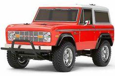 1/10 XBシリーズ No.118 XB フォード ブロンコ 1973 (CC-01シャーシ) プロポ付き完成品 57818:Amazon.co.jp:ホビー