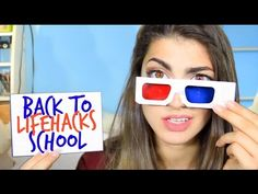 15 Weird Back To School Life Hacks EVERY Student Should Know! - YouTube