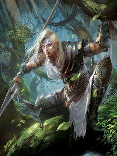 Throne of glass fanart Fantasy Artwork, Fantasy Art Men, Fantasy Kunst, Elf Warrior, Character Inspiration, Character Art, Character Portraits, Story Inspiration, Throne Of Glass Fanart