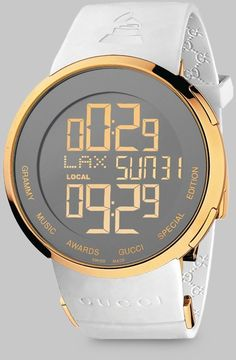 I-gucci Grammy® Special Edition Watch/white