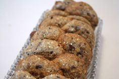 Yum Yum Recipe: Multigrain Cookies