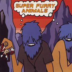 Super Furry Animals / The International Language of Screaming / Pete Fowler