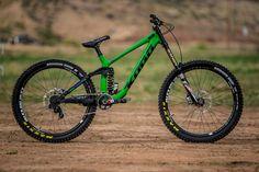 Graham Agassiz's Kona Supreme Operator - Pro Bikes - Red Bull Rampage - Mountain Biking Pictures - Vital MTB