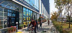 Global Green Building [USGBC+ Nov/Dec 2015]   U.S. Green Building Council Green Building, Sustainability, Environment, Street View, Sustainable Development, Environmental Psychology