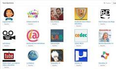Canal Youtube del PNTE: recursos visuales para el aula « Educacion – articuloseducativos.es