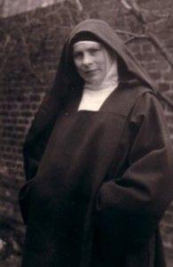 Sr. Teresia Renata Posselt OCD, novices and prioress of Edith Stein