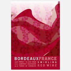 Fab.com | Bordeaux France Print