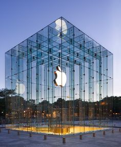 Apple Store, 5th Ave, NY, NY