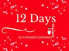 I just entered @elischeesecake's #12DaysofElis Holiday Giveaway, and you can too!  http://12daysofelis.shortstack.com/ppPBCK/lvvSD?w=52041718&e=143752467