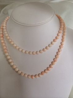 A personal favorite from my Etsy shop https://www.etsy.com/listing/267162501/natural-coral-angel-skin-salmon-coral