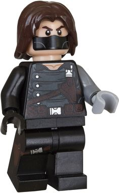 LEGO Marvel Super Heroes: Winter Soldier