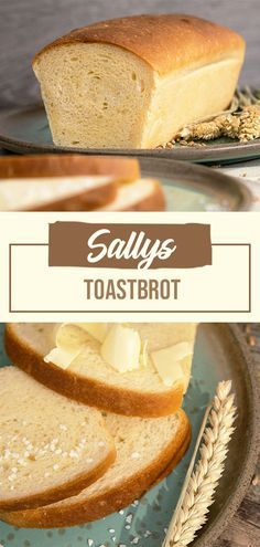 Toastbrot My recipe for super loose and soft toast bread in 2 variants - classic light with wheat fl My Recipes, Bread Recipes, Cookie Recipes, Snack Recipes, Favorite Recipes, Snacks, Healthy Smoothies, Smoothie Recipes, Naan