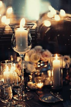 #Romantic #candles; MOMENTS
