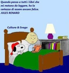 Peanuts e citazioni d'autore - CULTURA & SVAGO
