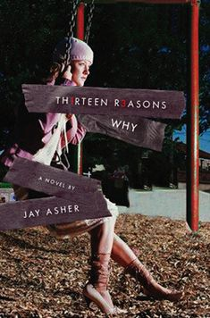 ☑ Thirteen Reasons Why (CLICK HERE FOR BOOK REVIEW http://worthlesswords.tumblr.com/post/22244862508/thirteen-reasons-why-top-ten-fave-books)