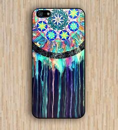 iPhone 5s case dream catcher blue colorful iphone case,ipod case,samsung galaxy case available plastic rubber case waterproof B031
