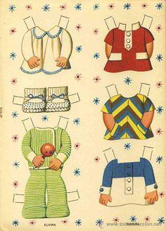 Coleccionismo Recortables: - Foto 2 - 18415763