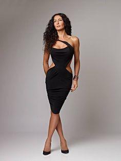 MIHAELA RADULESCU  Love the dress & the woman