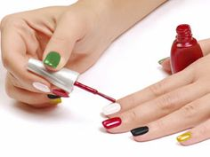 Based on the same colors as the popular Wordless Book, this gospel presentation idea uses nail polish to share the message of salvation with children.