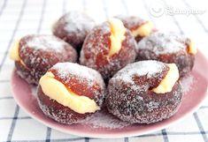 I Love Food, Good Food, Yummy Food, Donut Recipes, Sweets Recipes, Easy Cooking, Cooking Recipes, Donuts, Argentine Recipes