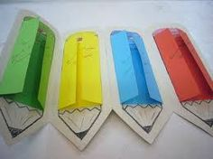 مطويات رياضيات جميله - بحث Google Paper Flowers Craft, Flower Crafts, Diy Paper, Paper Art, Waterfall Cards, School Programs, School Projects, Fun Learning, Diy Cards