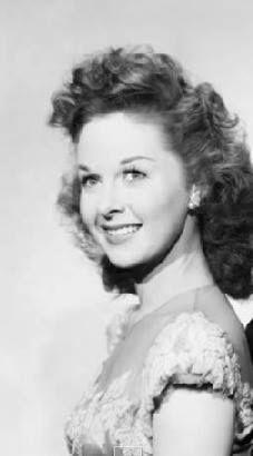 """Susan Hayward publicity still for """"Hit Parade of 1943"""""""