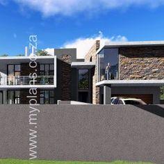 5 Bedroom House Plan MLB 1845D