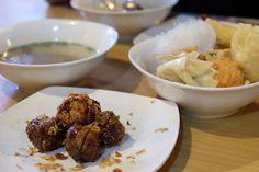7 Gambar Kuliner Malang Terbaik Bakso Malang Pangsit