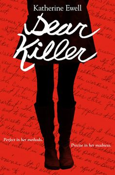 Review: Dear Killer by Katherine Ewell - Inspiring Insomnia