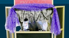 DIY Puppet Theater | DIY Joy Projects and Crafts Ideas
