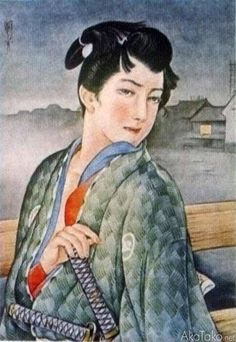 by Kasho Takabatake from Talking Heads No. Japanese Art Styles, Japanese Art Modern, Japanese Culture, Vintage Japanese, Modern Art, Japan Illustration, History Of Manga, Bonsai Art, Aesthetic Painting