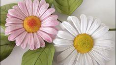 Quilling Daisies / Daisy (Margeriten) flower tutorial