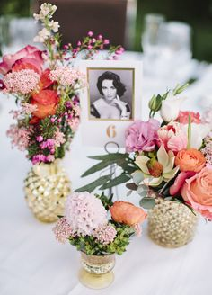 Photography table numbers | Wedding & Party Ideas | 100 Layer Cake