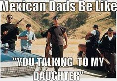 We don't f**k around when it comes to our daughters.