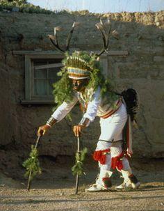 Indian Pueblo Deer Dance