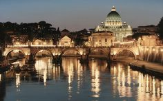 Tiber River  (For more about Rome, visit http://www.experiencify.com/travel-adventure/world-cities/rome/)
