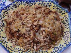 Restos de frango no churrasco de cebolada http://grafe-e-faca.com/pt/receitas/carne/restos-de-frango-churrasco-de-cebolada/