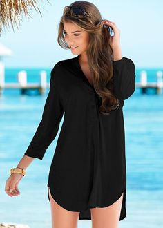 NEW WOMAN RELAX LOOSE FIT DEEP V NECK RUFFLED ROMPER SATIN 3/4 SLEEVE PLAYSUIT CASUAL JUMPSUITS