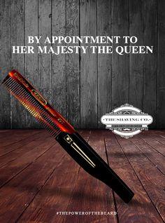 Peine Kent Cuida tu #cabello como los reyes y luce un #estilo único. #ThePowerOfTheBeard #MarcaTuEstilo #shaving bit.ly/1ULOF07 Kent Brushes, Her Majesty The Queen, Reyes, Appointments, Shaving, Great Britain, 18th Century, Hair, Style