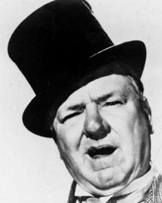 """W.C. Fields made his film debut 100 years ago today in the comedy short """"Pool Sharks."""""""