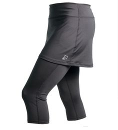So loving the skirt + leggings right now for running.  Have something similar, but definitely want this next!