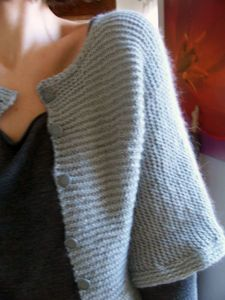 Knitting Inspiration Projects Tricot Ideas For 2019 Knitting Designs, Knitting Stitches, Knitting Yarn, Knitting Projects, Knitting Patterns, Garter Stitch, Blog, Mode Style, Knit Cardigan