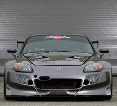 Spoon front s2000