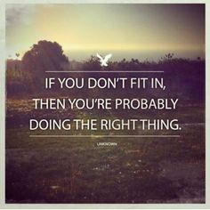 You're doing the right thing! #quote