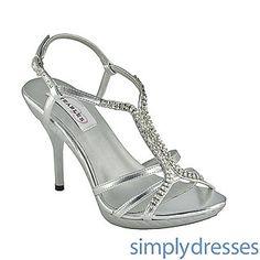 Dresses, Formal, Prom Dresses, Evening Wear: Ava Silver
