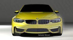 BMW 3D Alias Model