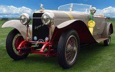 H6B Labourdette Skiff 1922   HISPANO