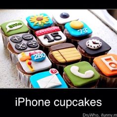 For Will's sixth birthday? The boy does love my iPhone!