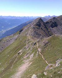 Wenns Kreuzjoch Wandelvakanties Tirol Oostenrijk